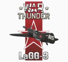 War Thunder LaGG-3 by Mil Merchant