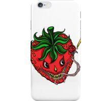 Sinister Strawberry iPhone Case/Skin