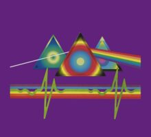 Dark Side of the Moon Tee 2 by Brian Varcas