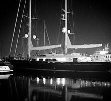 Marina Del Rey Ship by Jesse Diaz