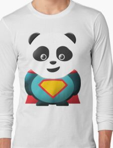 Super Panda Series  - 2 Long Sleeve T-Shirt