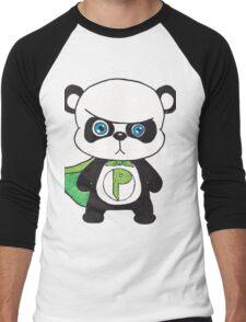 Super Panda Series - 4 Men's Baseball ¾ T-Shirt