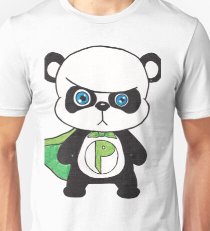 Super Panda Series - 4 Unisex T-Shirt