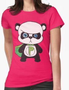 Super Panda Series - 4 Womens Fitted T-Shirt