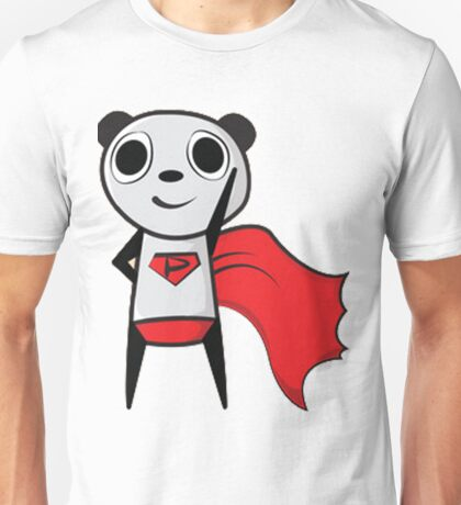 Super Panda Series - 5 Unisex T-Shirt
