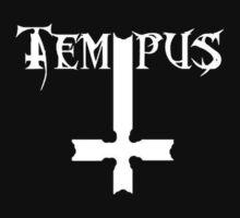 Tempus Logo Shirt by jimlacube