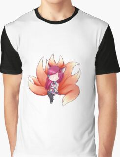 Ahri Academy Graphic T-Shirt