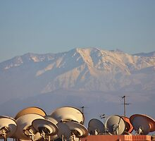 Atlas Mountains by Matthew Floyd