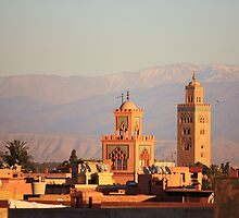 Marrakech by Matthew Floyd