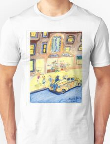 A Night On The Town Unisex T-Shirt