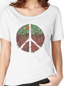 Peaceful Landscape Women's Relaxed Fit T-Shirt