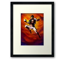 Aero Ball eXtreme  Framed Print