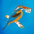 King Fisher by vcalahan