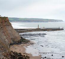 Coastguard at Whitby by photoeverywhere