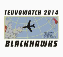 TeuvoWatch 2014 T-Shirt