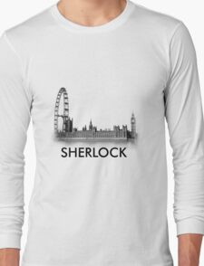 Sherlock Long Sleeve T-Shirt