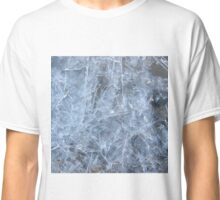 WATERY ICE SHEETS Classic T-Shirt