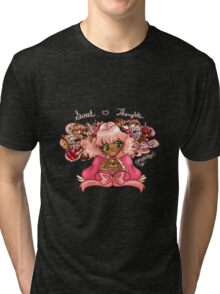 Sweet Thoughts Tri-blend T-Shirt