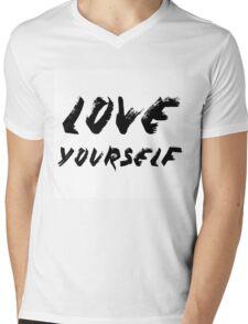 Love Yourself - Justin Bieber Mens V-Neck T-Shirt