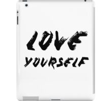 Love Yourself - Justin Bieber iPad Case/Skin