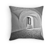 Copenhagen - The Round Tower Throw Pillow