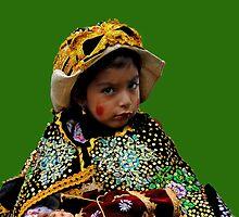 Cuenca Kids 395 by Al Bourassa
