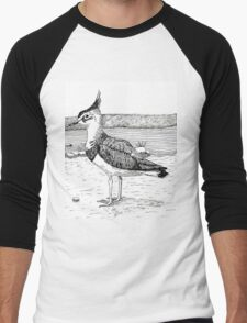 Lapwing Men's Baseball ¾ T-Shirt