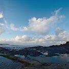 Newtrain Bay - Cornwall by Samantha Higgs