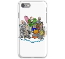 Doctor Who Enemies iPhone Case/Skin