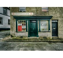 Olde Post Office Photographic Print