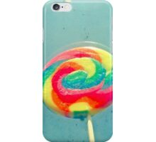 I Can Taste a Rainbow iPhone Case/Skin