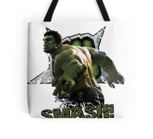 Hulk SMASH! Tote Bag