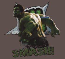 Hulk SMASH! Kids Clothes