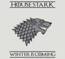 House Stark by CarloJ1956