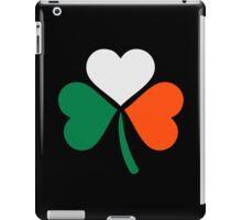 Ireland flag shamrock iPad Case/Skin