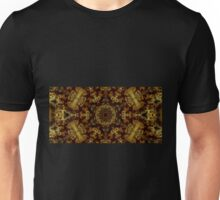 Golden Light and Shadow Unisex T-Shirt