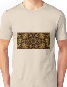 Golden Light and Shadow Unisex T-Shirt