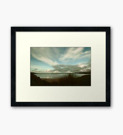 Harlyn Bay Memories Framed Print
