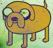 Jake the Dog- Adventure Time Sticker
