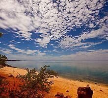 Red Cliff Bay, Monkey Mia by loza1976
