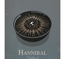 Hannibal s02e02 Sakizuki by alexsantalo