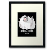 KUMIHO Framed Print