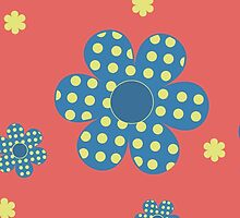 floral pattern by elgreko