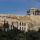 The Acropolis  by Nancy Richard