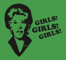 Girls! Girls! Girls! (Design #2) by RobC13