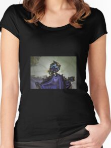 Storm Wizard Women's Fitted Scoop T-Shirt