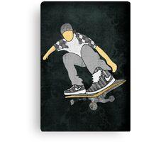 Skateboard 11 Canvas Print