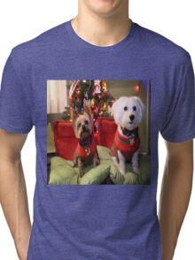 Dreo at Christmas 2015 Tri-blend T-Shirt