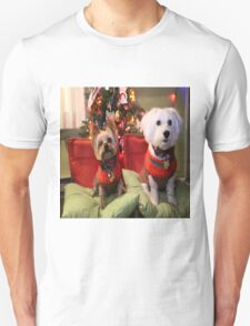 Dreo at Christmas 2015 Unisex T-Shirt