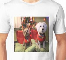 Dreo at Christmas 2015 Unisex T-Shirt
